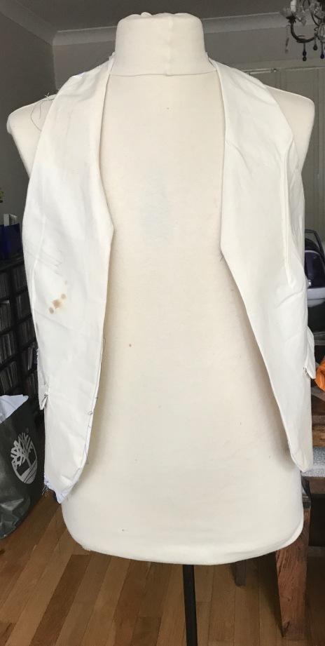 Waistcoat 1 Front