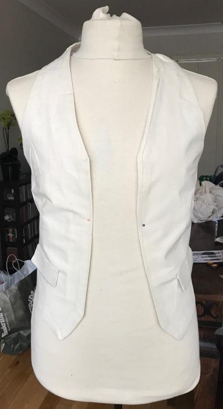 Waistcoat 2 Front